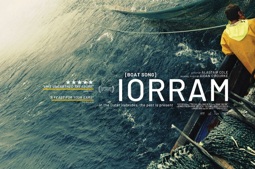 Iorram film poster