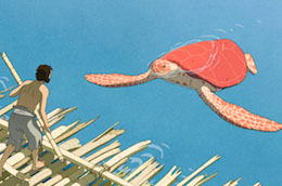 Films for children: Wonder Woman and The Red Turtle inspire more thoughts