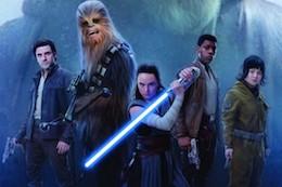 Coming Soon – Star Wars: The Last Jedi (12A)